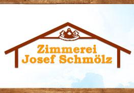 Logo Zimmerei Josef Schmölz